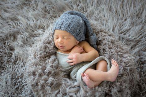 Newborn baby boy photography Loomi Photography