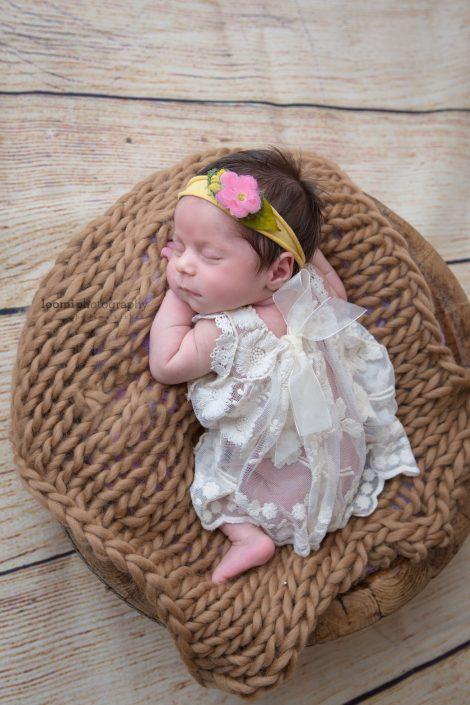 Newborn baby photography Loomi Photography