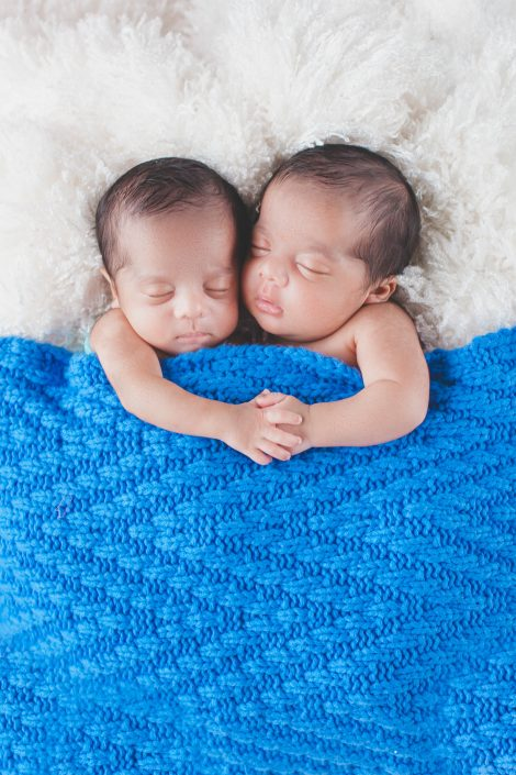 Newborn baby twins photography Loomi Photography